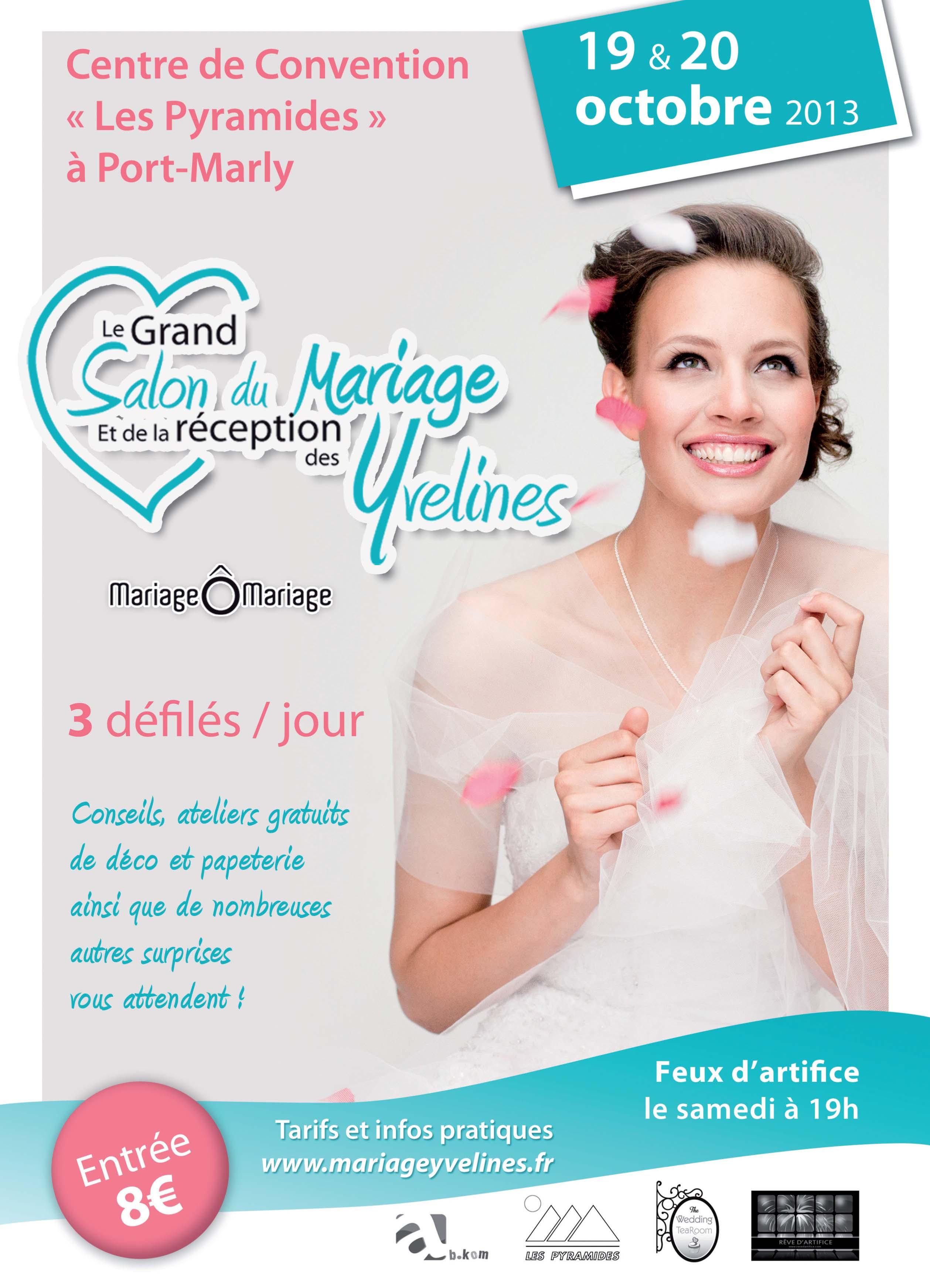 Etoffes et silhouettes salon du mariage et de la - Salon du e marketing ...