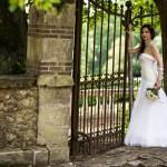 Robe de mariée - Moire